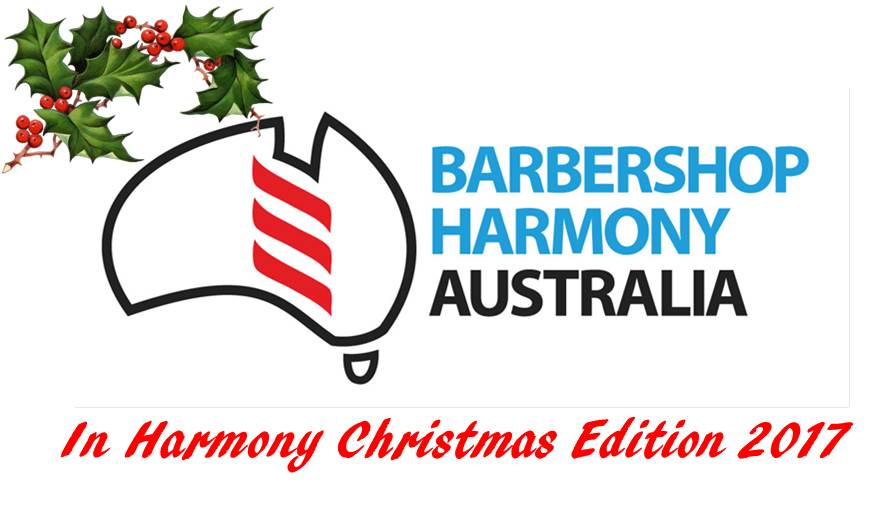 In Harmony Newsletter